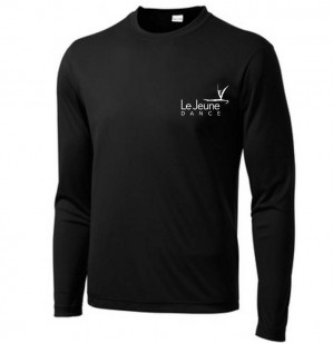 Black Long Sleeve Le Jeune Drifit