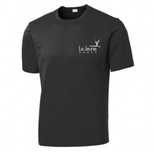 Black Short Sleeve DriFit