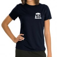 CWLC L473-Dry Zone Black  T-Shirt copy