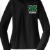 Ladies Black 14 Zip