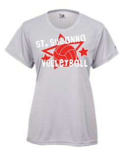 Ladies Volleyball Drift T-Shirt