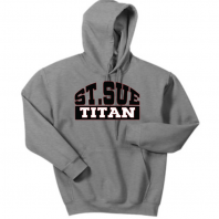 ST SUE arched sweatshirt