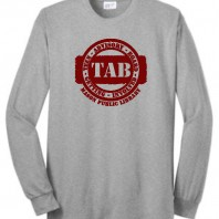 TAB Gray Long Sleeve