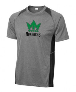 monarchs colorblock drifit