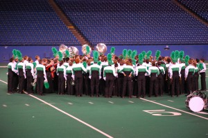 mason ohio marching band